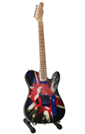 Rolling Stones K. Richard Guitar (Blue)