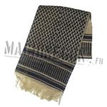 Desert & Black scarf (Shemagh)