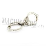 Die Cast Handcuffs (Silver)