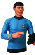 Star Trek - Mr Spock Bust Bank