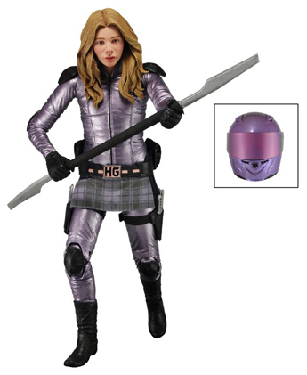 Kick Ass 2 - Hit Girl Unmasked