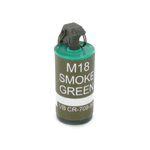 M18 Smoke Grenade (Green)