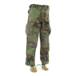 Weathered BDU Pants (Woodland)
