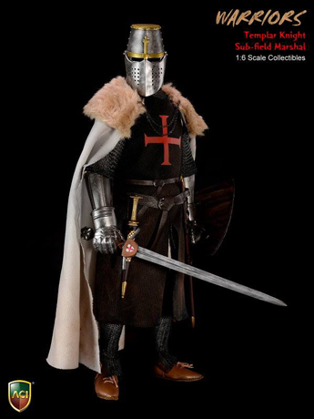 Templar Knight - Sub-Field Marshal