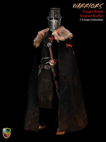 Templar Knight - Sergeant Brother