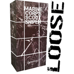 MARINE CORPS SCOUT SNIPER - SERGEANT MAJOR (Dam Toys)