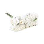 Roses Bouquet (White)