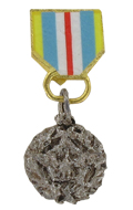US Defense Superior Service Medal en métal