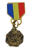 Médaille Navy and Marine corps medal en métal (Or)