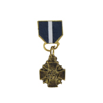 Diecast Navy Cross (Gold)