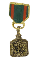 Navy and Marine Achievement Medal en métal