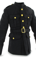 Veste Officier tenue de parade USMC (Noir)