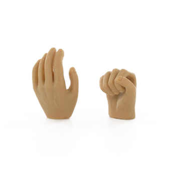 Pair of hands