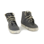 Pataugas Type North Vietnam Shoes (Grey)