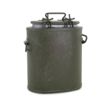 Diecast Food Container (Olive Drab)