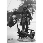 figurine Pirates Of The Caribbean : Dead Man Tell No Tales - Jack Sparrow