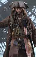 Pirates Of The Caribbean : Dead Man Tell No Tales - Jack Sparrow