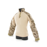 Crye Precision Combat Shirt in AOR camouflage pattern