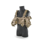 LBT 1961G ( London Bridge Trading Company ) Load Bearing Chest Rig in AOR camouflage pattern