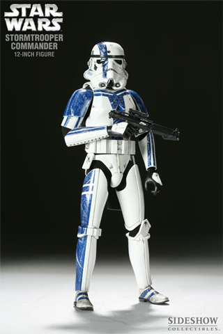 Star Wars - Stormtrooper Commander