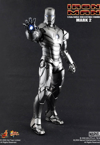 Iron Man - Iron Man Mark II