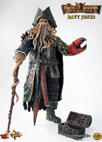 Pirates of the Caribbean 3 - Davy Jones