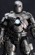 Iron Man - Iron Man Mark I