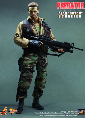 Predator - Major Alan Dutch Schaefer
