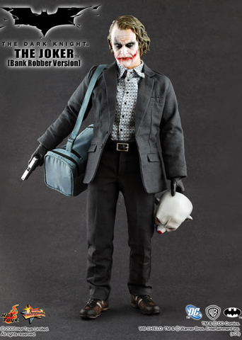 The Dark Knight - The Joker (Bank Robber Version)