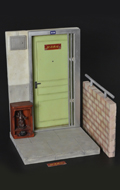 Diorama Series - HK housing Estate Doorway (Type A)