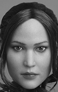 Jennifer Lawrence Headsculpt