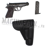 Walther PPK & Etui