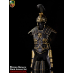 Roman General Black Armour Set (Exclusive Version)