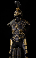 Set Roman General Black Armour (Exclusive Version)