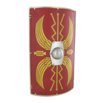 Scutum Shield (Red)