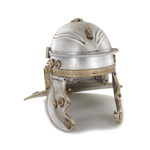 Casque Romain Imperial Gallic (Argent)