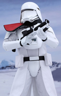Star Wars : The Force Awakens - First Order Snowtrooper Officer