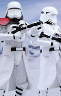 Star Wars : The Force Awakens - First Order Snowtroopers Pack