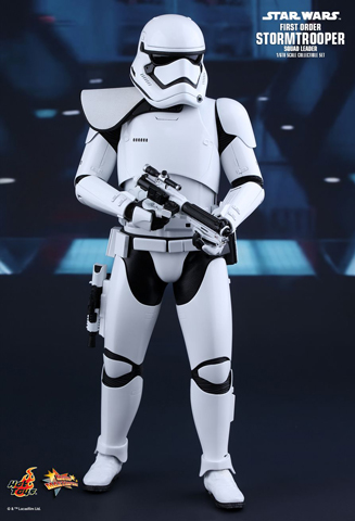 Star Wars : The Force Awakens - First Order Stormtrooper Squad Leader