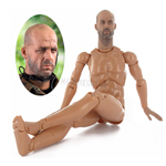Bruce Willis - Lt AK Waters - Navy seal nude body
