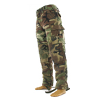 Pantalon BDU camouflage woodland