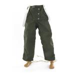 Pantalon matelassée 1er hiver réversible vert et blanc
