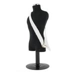 Baudrier blanc porte sabre ou baïonnette