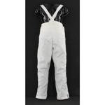 Pantalon à pont avec bretelles