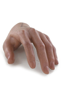 Caucasian Male Tattooed Left Hand (Type A)