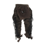 Indian Feather Pants