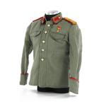 JOSEPH STALINE green jacket