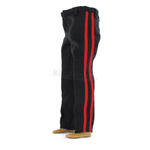 JOSEPH STALINE blue russian officer pants with red border