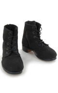 Suede Shoes (Black)