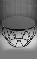 Diecast Table (Black)